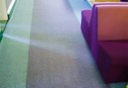 Carpet commercial flooring